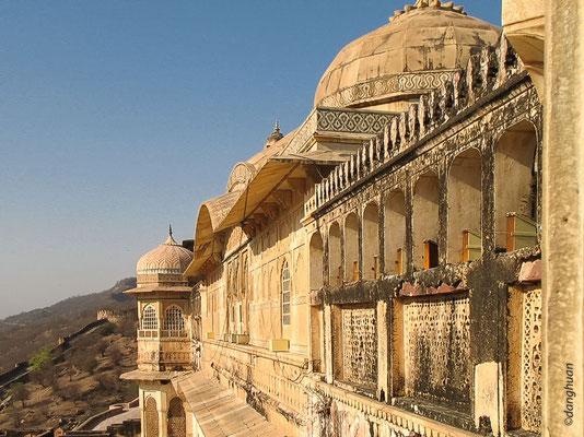 Jaipur - Fort d'Amber