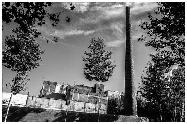 Vestiges industriels quartier st martin