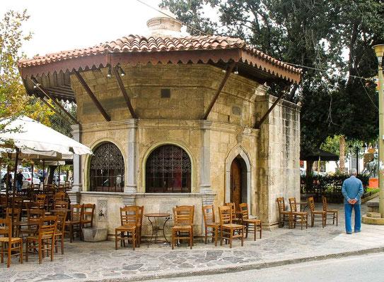 Crète - Heraklion - Fontaine Turque
