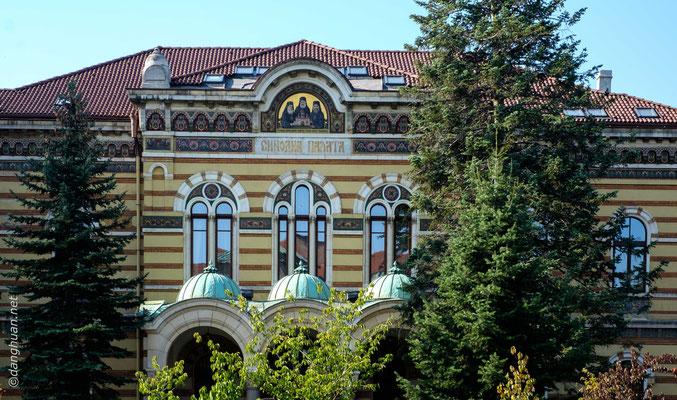 Sofia - Palais du Synode
