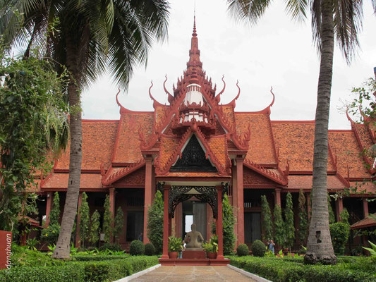 PhnomPenh - Musée national