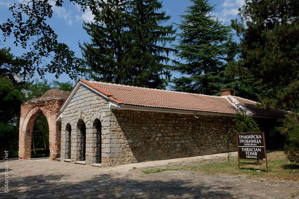 tombeau de Kazanlak