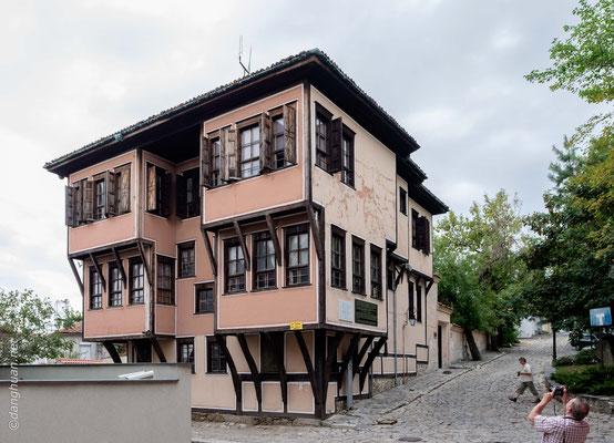 Plovdiv - La maison de Lamartine