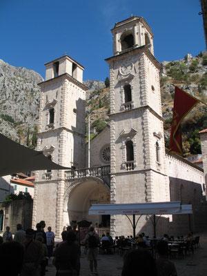 Monténégro - Kotor - Cathédrale de St Tryphon