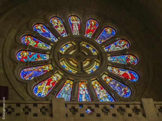 Basilique de Santa Lucia