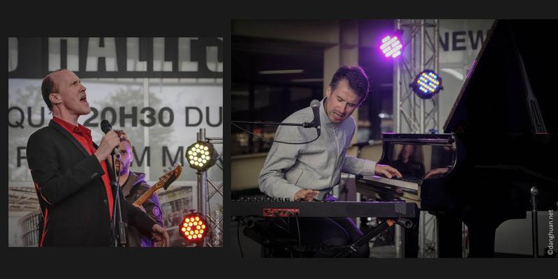 David Linx Quartet (Forum des Halles Avril 2017)