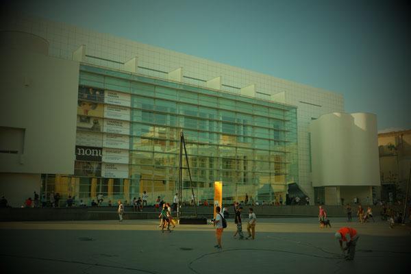 Musée Macba : Musée d'Art Contemporain de Barcelone