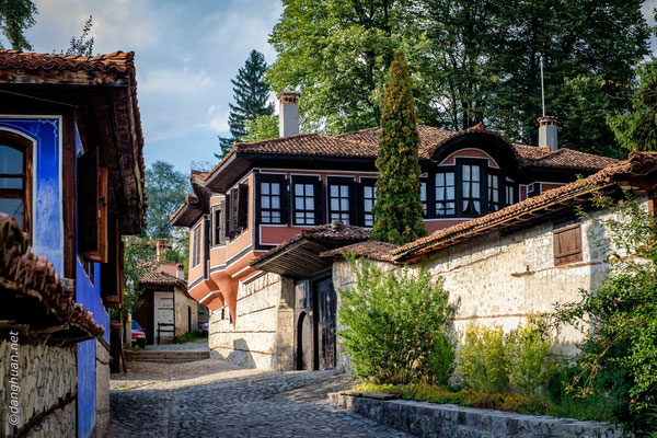 Koprivchtitza  - De nombreux poètes, écrivains et révolutionnaires s'y sont installés et leurs maisons ont été transformées en musées