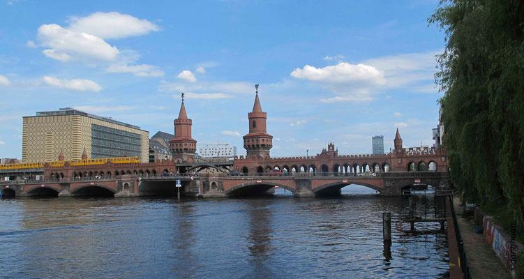 Pont Oberbaumbrucke