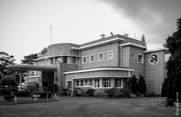 Bao Dai's Palace - Da Lat - Viet Nam