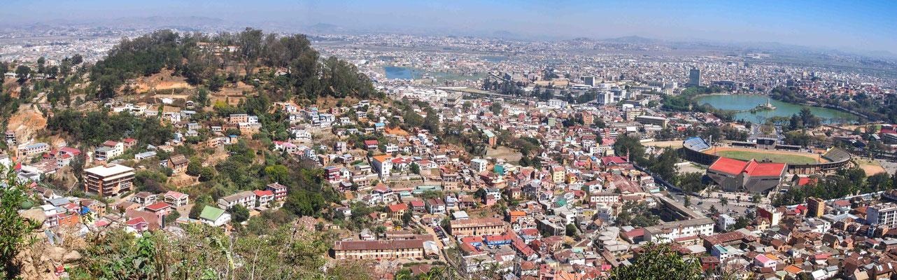 Antananarivo  : la capitale de Madagascar