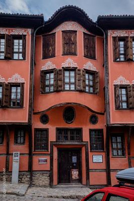 Plovdiv - les maisons Eveil National de la bourgeoise bulgare de Plovdiv enrichie par le négoce