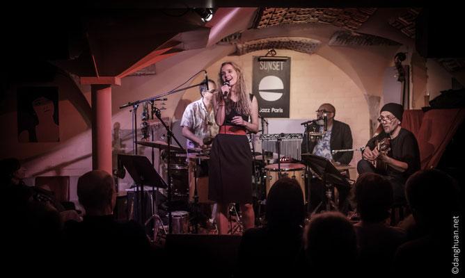 Virginie Henry Trio au Sunset