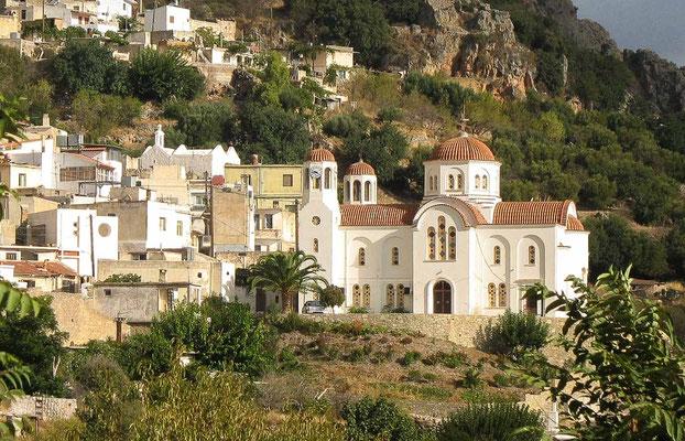 Crète - Village Krista