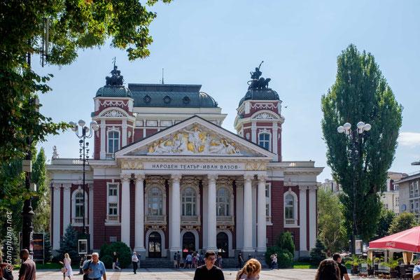 Sofia - L'opéra
