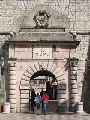 Monténégro - Kotor - Porte de la Mer
