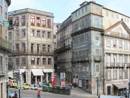 Porto - quartier de la Ribeira