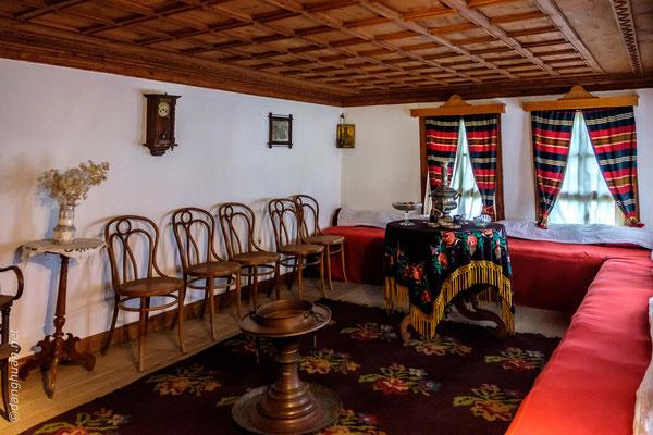 Vallée de la Rose - Maison typique de Kazanlak