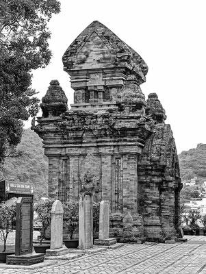 Vestiges Temple Champ - Nha Trang