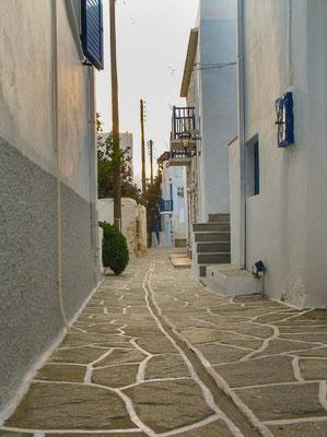 Les cyclades - Paros - Marpissa