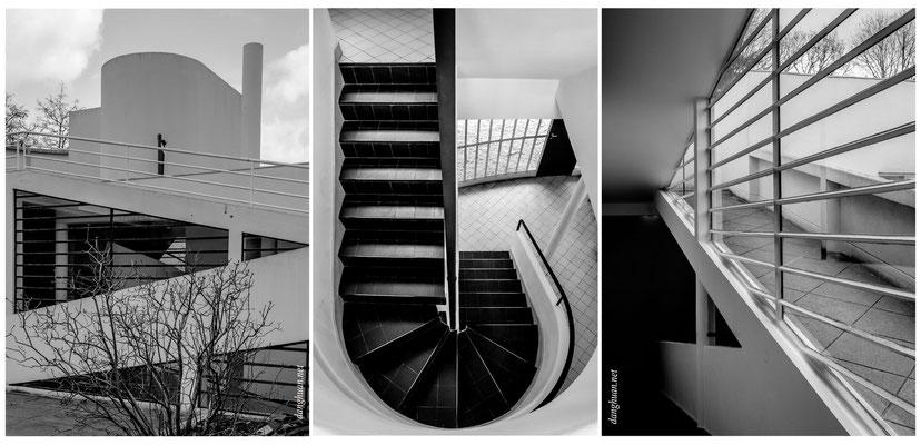 Villa Savoye  (1928-1931) - Le Corbusier  (Poissy)