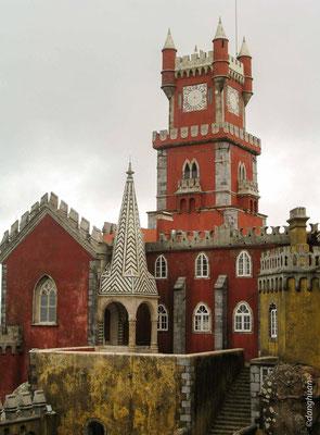 Sintra - Palacio national de Pena