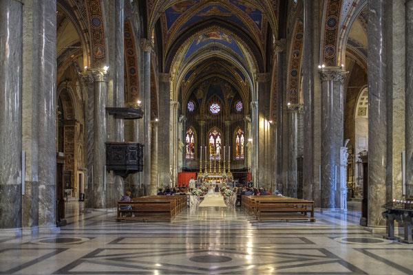 Mariage à Santa Maria sopra Minerva