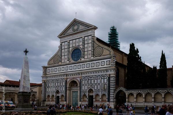 Cathédrale Santa Maria Novella