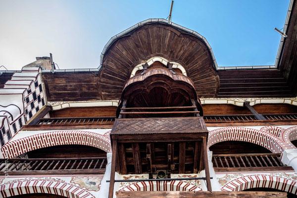 Monastère de Rila - classé patrimoine mondial par l'Unesco