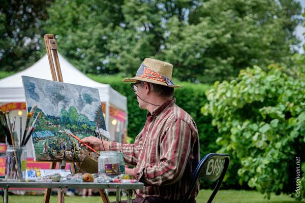 Les peintres d'aujourd'hui perpétuent la tradition des peintres immpressionniste tels Afred Sisley, Claude Monet et Auguste Renoir