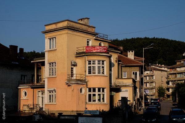 Gabrovo - maison de style art déco