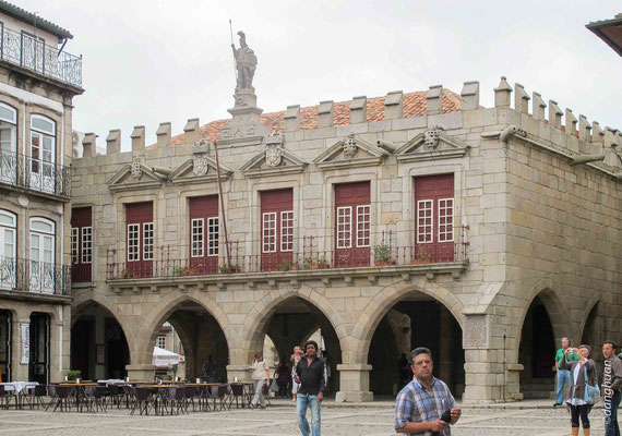 Guimaraes  - Ancien Hotel de ville