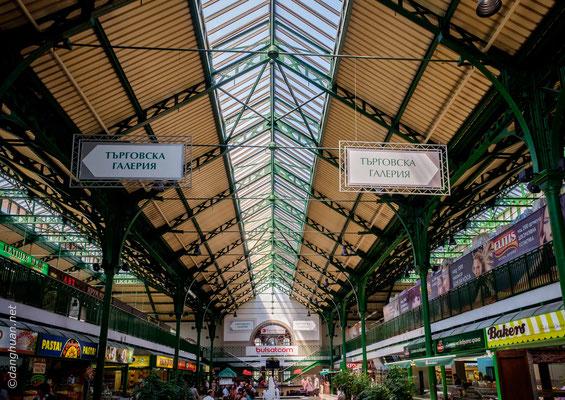 Sofia - le marché