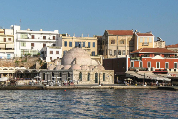 Crète - La Canée