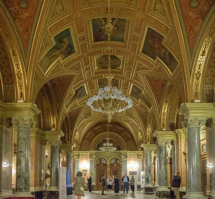 Opéra: le Hall