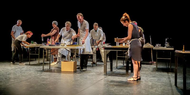 La cuisine (Arnold Wesker)