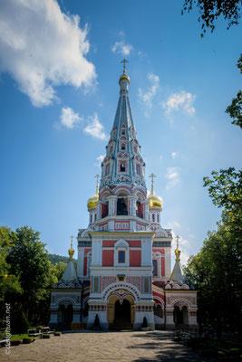 Eglise de de la Nativité de Shipka de style Russe