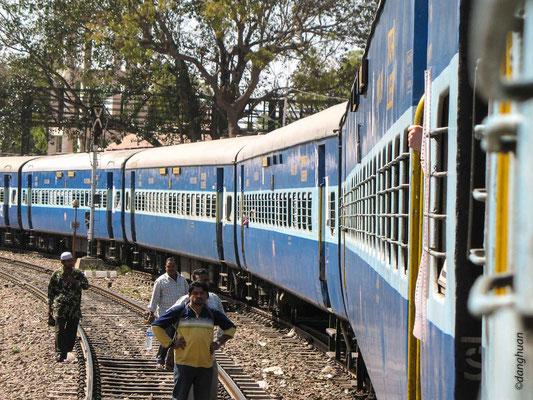 Train Jaipur vers Ajmer