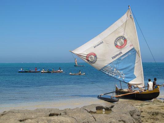 Les Vezos sont l'une des dernières ethnies nomades de Madagascar
