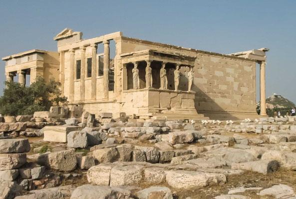 Athènes - Le Parthénon