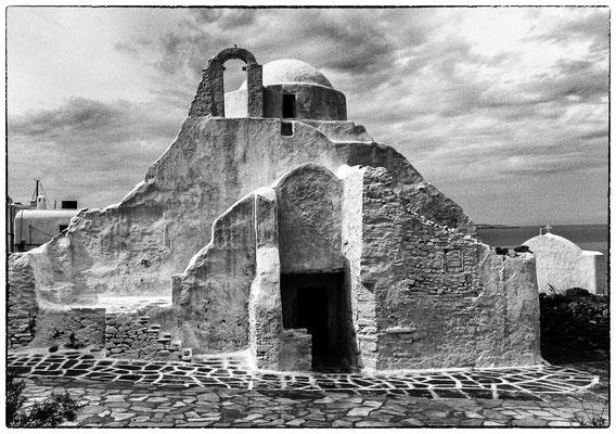 Les cyclades - Myconos