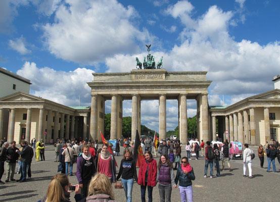 Porte Brandenburger