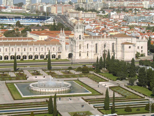 Mosteiro dos Jeronimos et Igrija Santa Maria