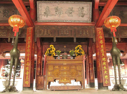 Temple de la Littérature