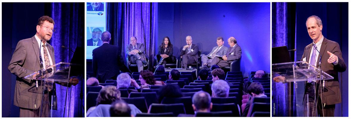 L'économiste Michel Godet, Table ronde, Yves Caseau