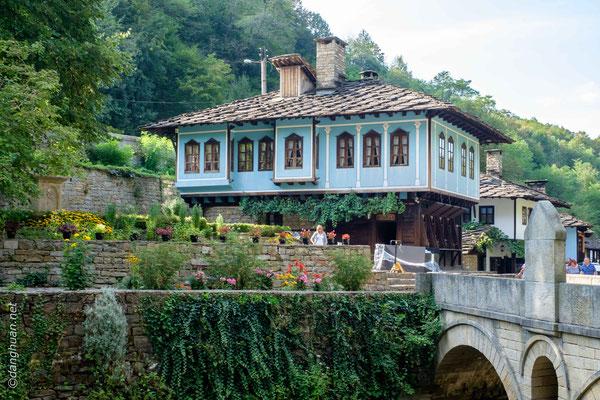 Vallée de la Rose - Musée architecturale et ethnographique de Kazanlak