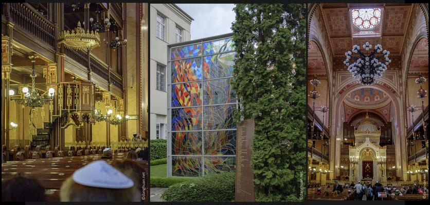 La grande synagogue : la plus grande de l'Europe et seconde du monde après cellle de New York
