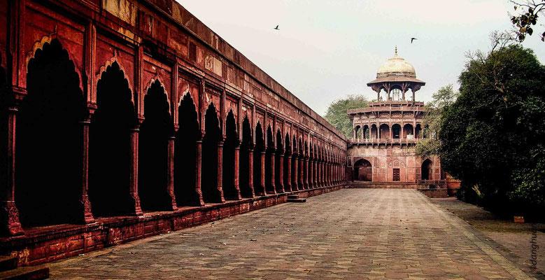 Agra - Le Taj Hamal