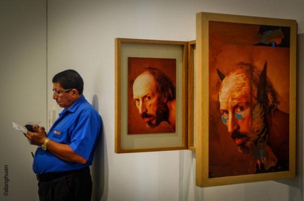 Le Macba est consacré aux œuvres de la deuxième moitié du 20ème siècle