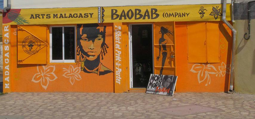 Boutique à Tuléar